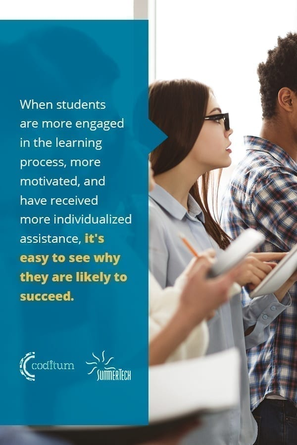 It Can Lead to Higher Academic Achievement